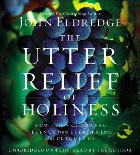 The Utter Relief of Holiness: How God's Goodness Frees Us from Everything That Plagues Us [Audio]