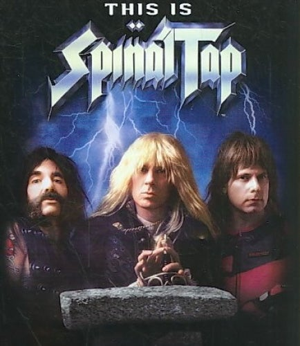 This Is Spinal Tap [Blu-ray] [Region 1]