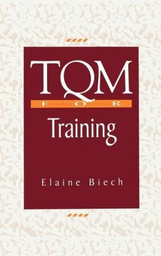 TQM for Training (TQM S.)