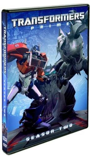 Transformers: Prime - Season Two [Region 1]