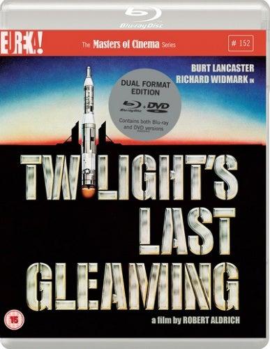 Twilight's Last Gleaming (1977) (Masters of Cinema) Dual Format (Blu-ray & DVD) [Region B] [Blu-ray]