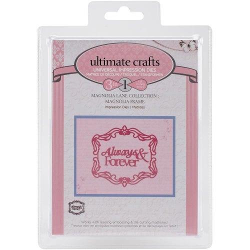 Ultimate Crafts Magnolia Lane Magnolia Frame ULT157521