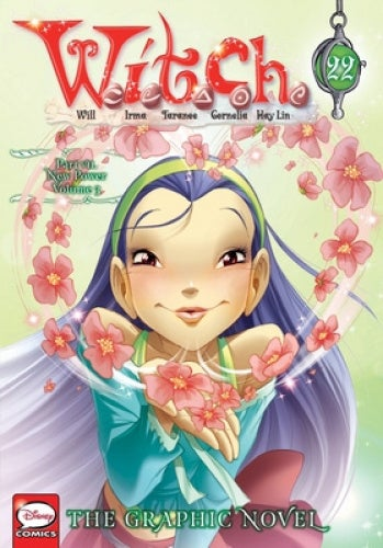 W.I.T.C.H.: The Graphic Novel, Part VII. New Power, Vol. 3 (W.I.T.C.H.: The Graphic Novel)