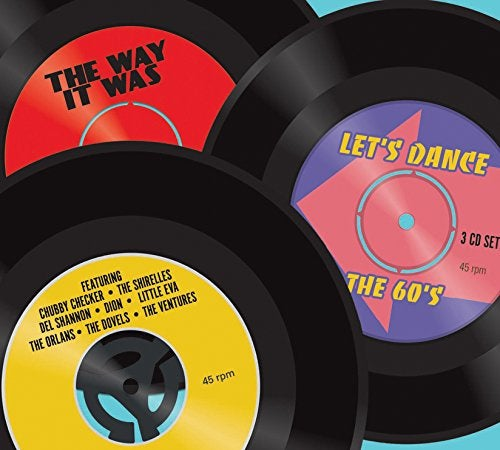 Way It Was: Let's Dance The 60's / Various