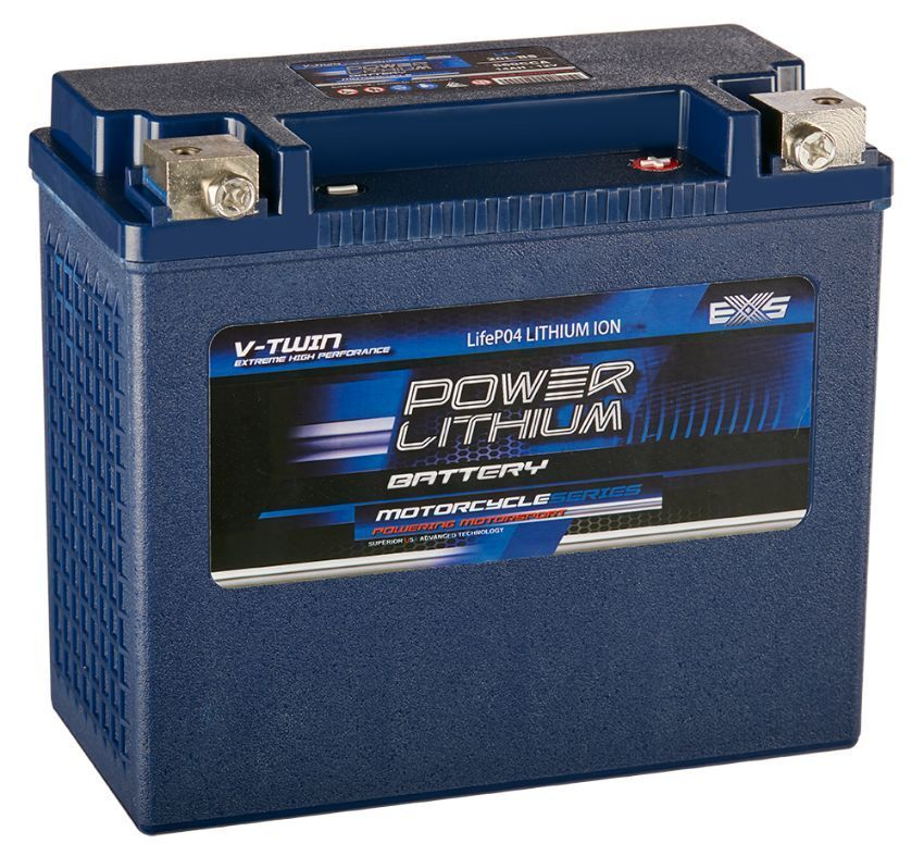 Lithium Motorcycle Battery Replaces YTX20HL-BS YTX24HL-BS Y50N18L-A2 YTX20L-BS 68989-97c