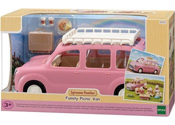 Sylvanian Families Family Picnic Van SF5535