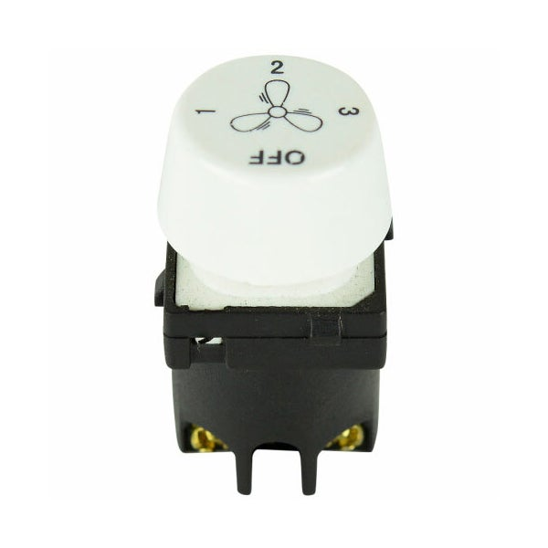 QCE Rotary Speed Fan Controller Mechanism