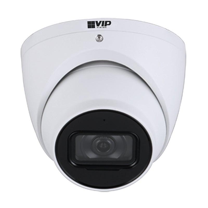 VIP Vision Professional AI Series 6.0MP Fixed Turret Dome Camera