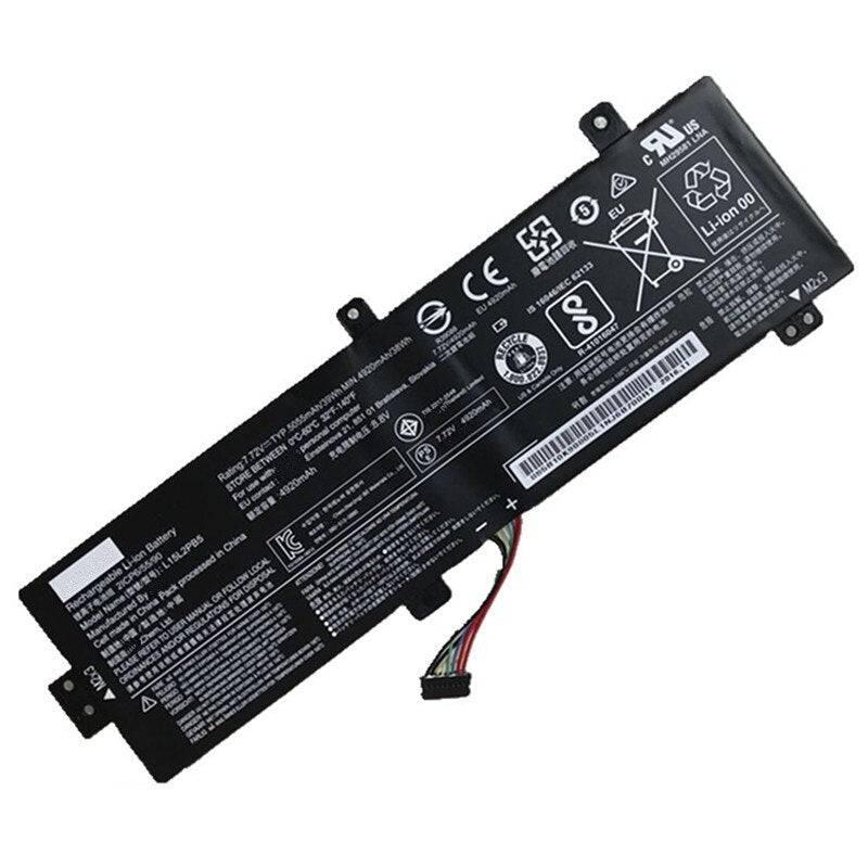 Fast Charging Battery for LENOVO IdeaPad 310-15 510-15isk L15L2PB4 L15L2PB5