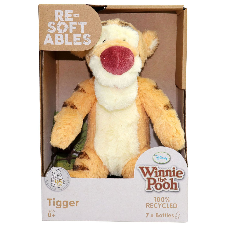 Resoftables Disney Winnie the Pooh - Tigger Plush 25cm
