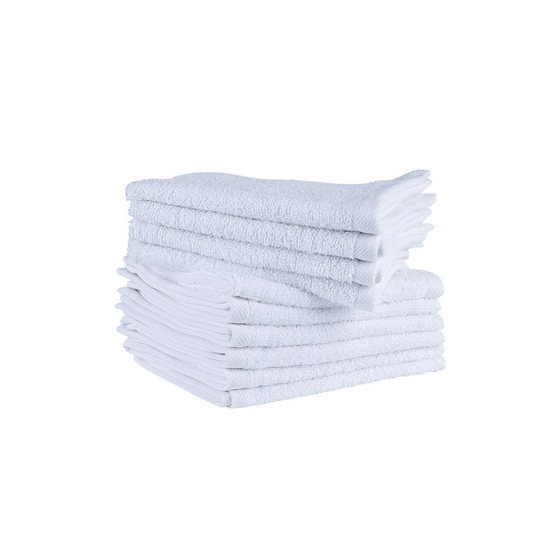 Face Cloths 470 GSM Combed- Set of 200