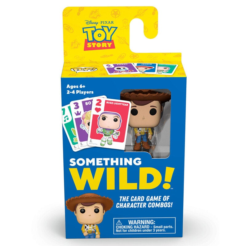 Something Wild Disney Toy Story - Card Game by Funko - New, Sealed