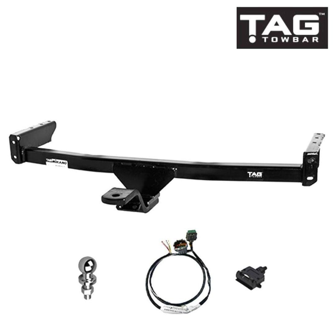 Tag - Towbar To Suit Toyota RAV4 ACA20, ACA21, ACA20R, ACA21R, ACA22, ACA23, ACA22R, ACA23R (2000 - 2006)