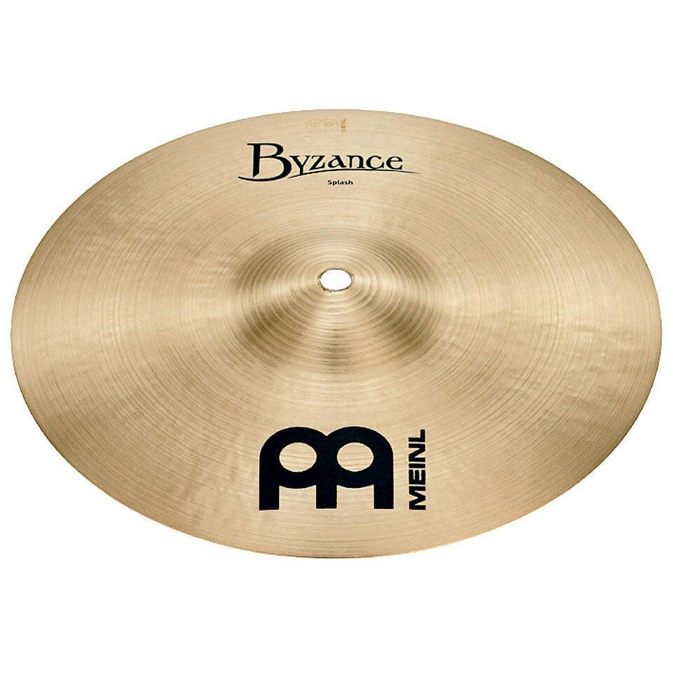 "Meinl Cymbals Byzance Traditional B6S 6"" Splash Cymbal"