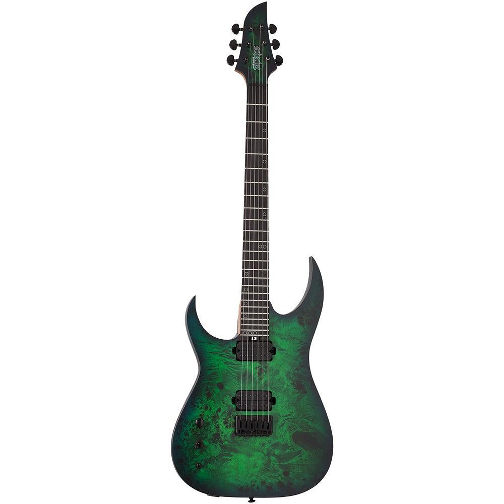 Schecter KM-6 MK-III Keith Merrow Standard TSG left Hand Electric Guitar