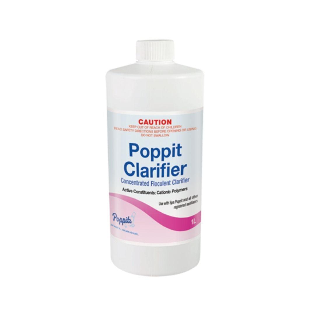 Poppit Clarifier Floc 1L