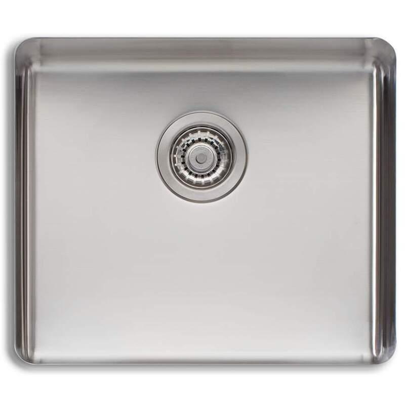 Oliveri Sonetto Large Bowl Undermount Sink