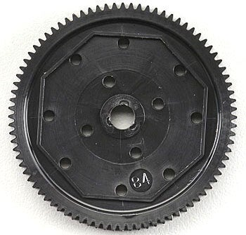 Kimbrough 81 Tooth 48P Precision Spur Gear #311 (ASS9651)