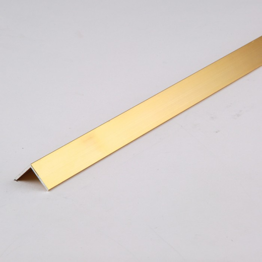 K&S 9880 BRASS ANGLE (300MM LENGTHS) 1/8IN (1 PIECE PER CARD)
