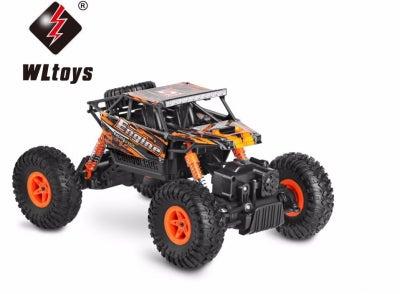 All Terrain Vehicle RTR Mini RockCrawler