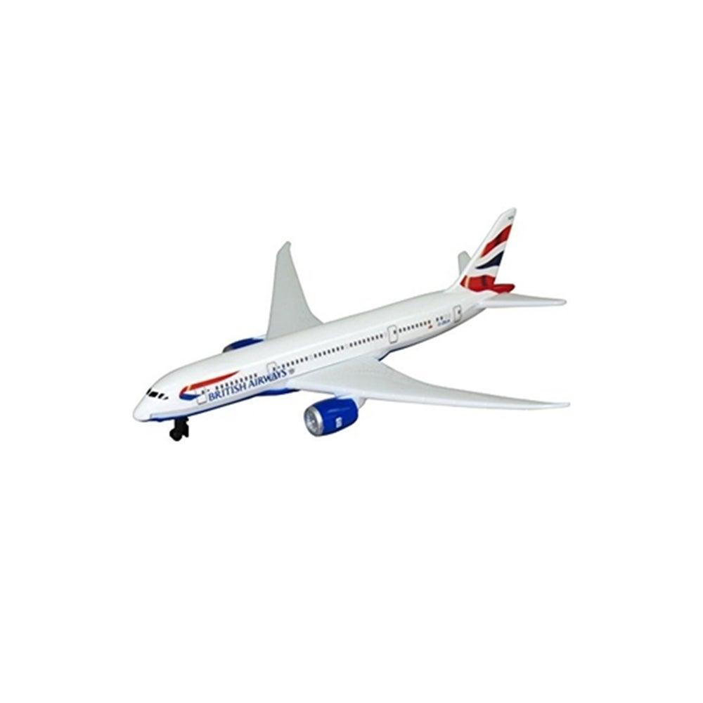 British Airways B787 Single Plane