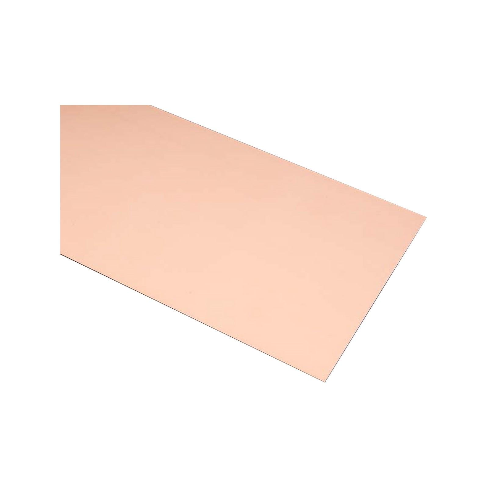Copper Sheet Metal .016x4x10 (RM)
