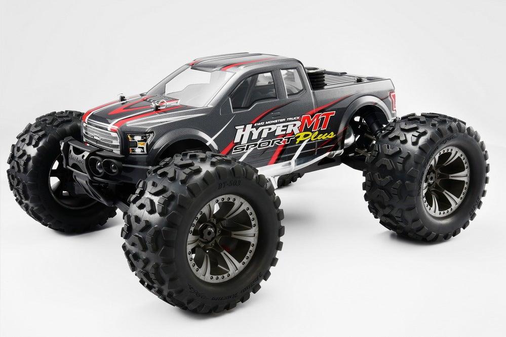 Hyper Nitro Monster Truck RTR Grey