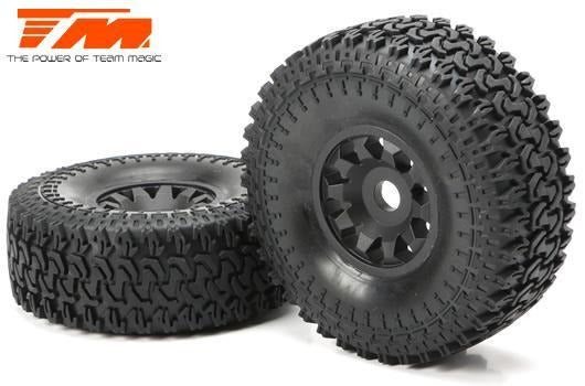 Mounted Tires (2)