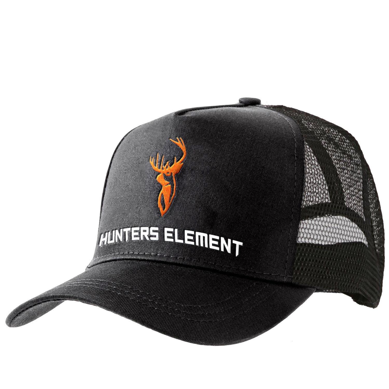 Hunters Element Granite Cap Black