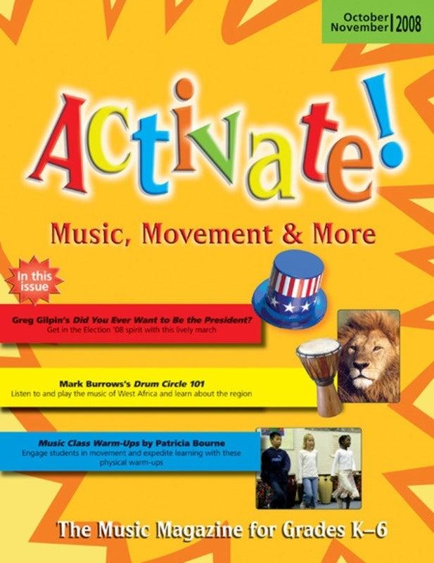 Activate Oct/Nov 08