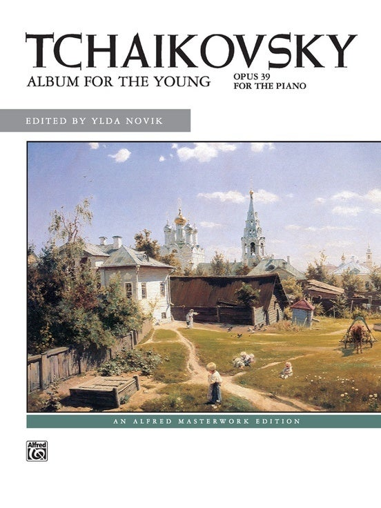Album For The Young Op 39 Piano Solo