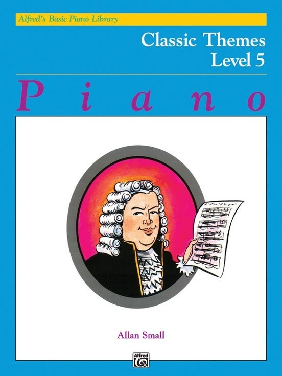Alfred's Basic Piano Library (ABPL) Classic Themes Book 5