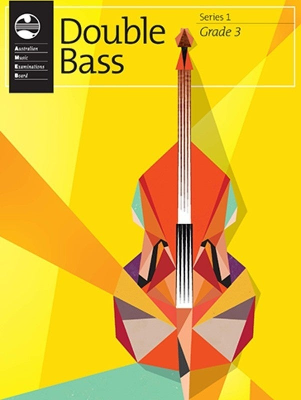 AMEB Double Bass Grade 3 Series 1 (Softcover Book)