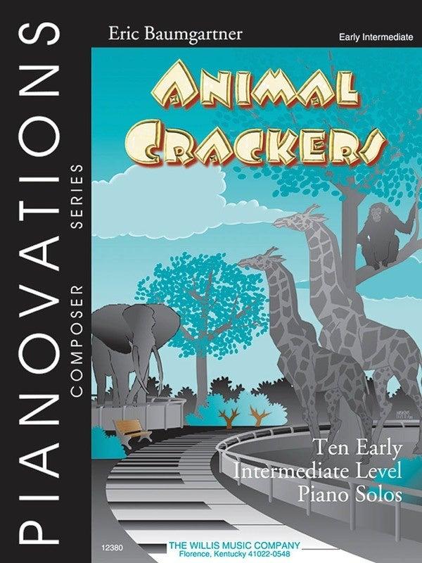Baumgartner - Animal Crackers (Softcover Book)