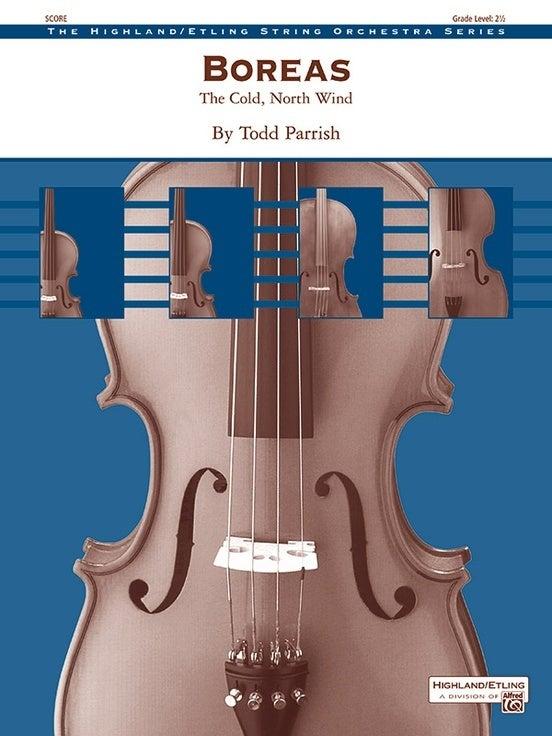 Boreas String Orchestra Gr 2.5