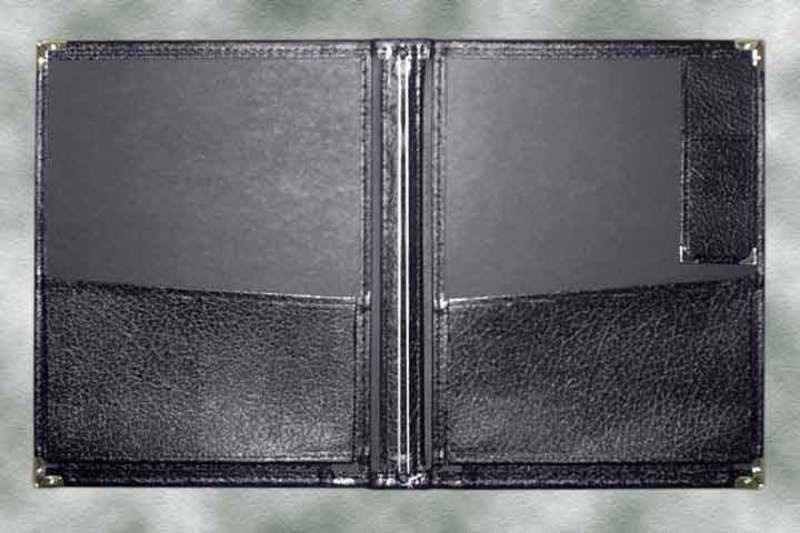 Choral Folder 9 x 12 Stgs Exp Pkts Pencil Pkt (Folder) Book