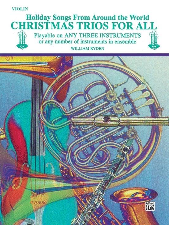 Christmas Trios For All Violin