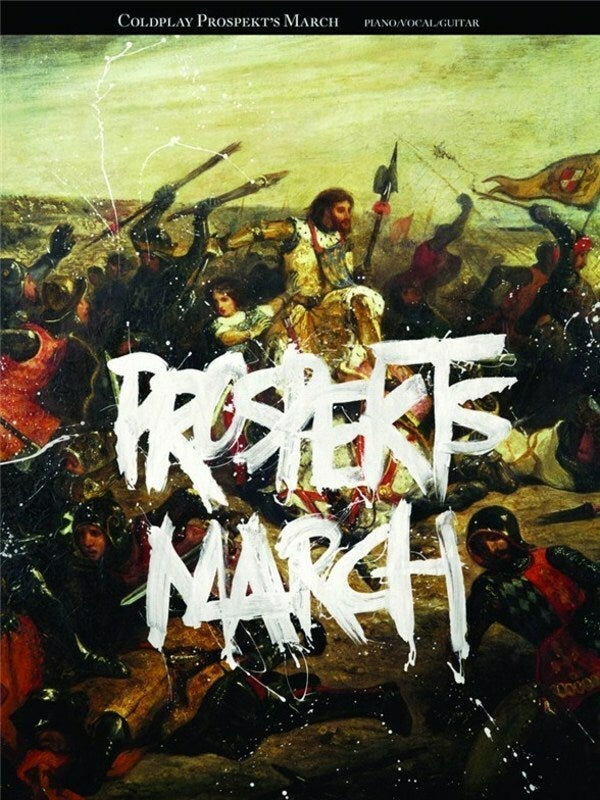 Coldplay - Prospekts March PVG (Softcover Book)