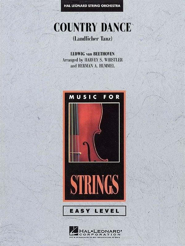 Country Dance (Landlicher Tanz) So1 (Music Score/Parts)