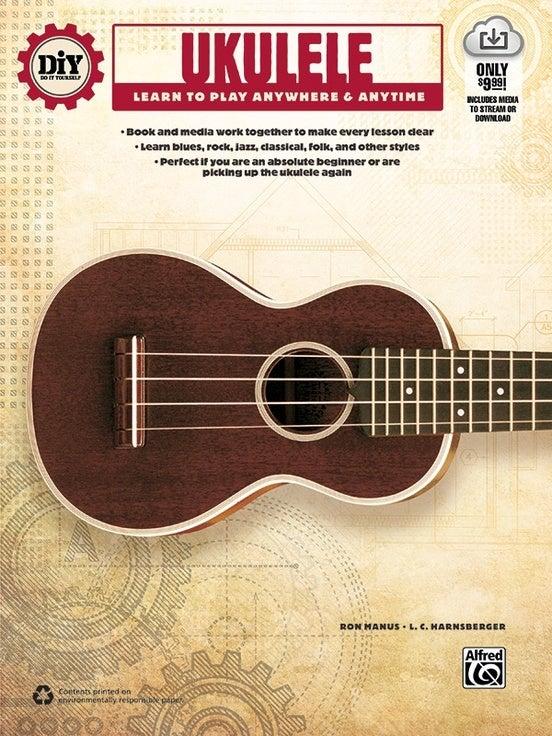Diy Ukulele Book/Oa