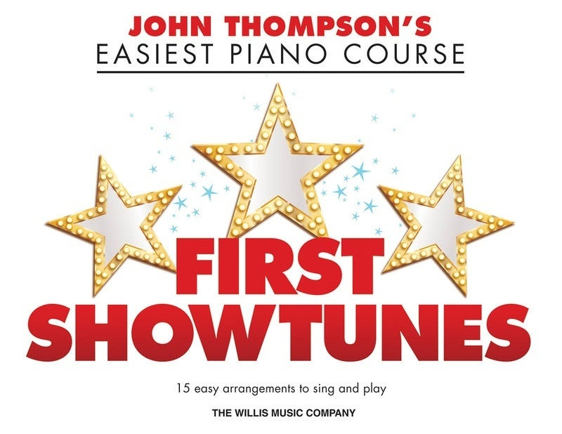 Easiest Piano Course First Showtunes