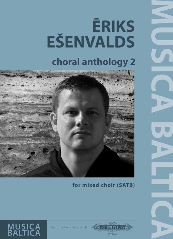 Esenvalds - Choral Anthology 2 SATB (Softcover Book)