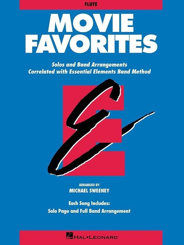 Essential Elements Movie Favorites Bass Clarinet