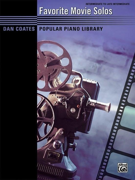 Favorite Movie Solos - Intermediate Piano