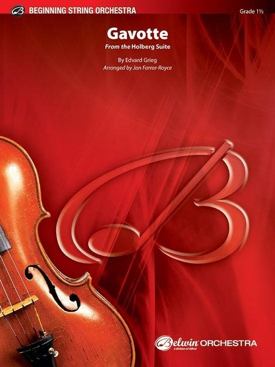Gavotte String Orchestra Gr 1.5