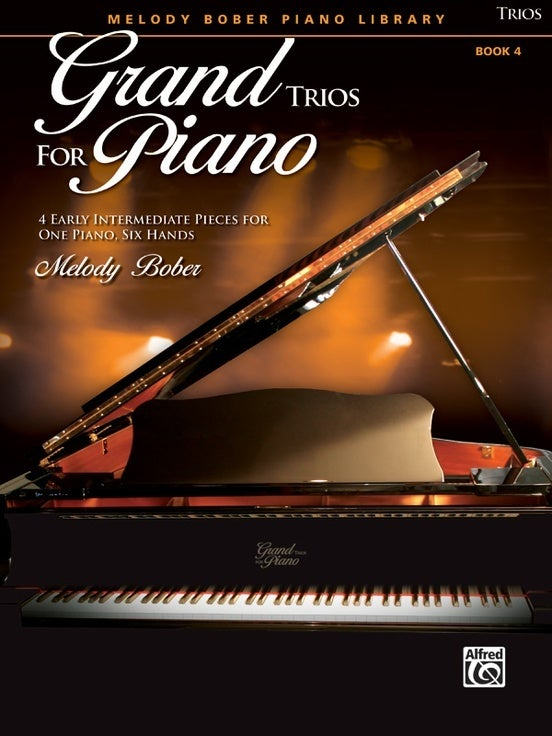 Grand Trios For Piano Book 4