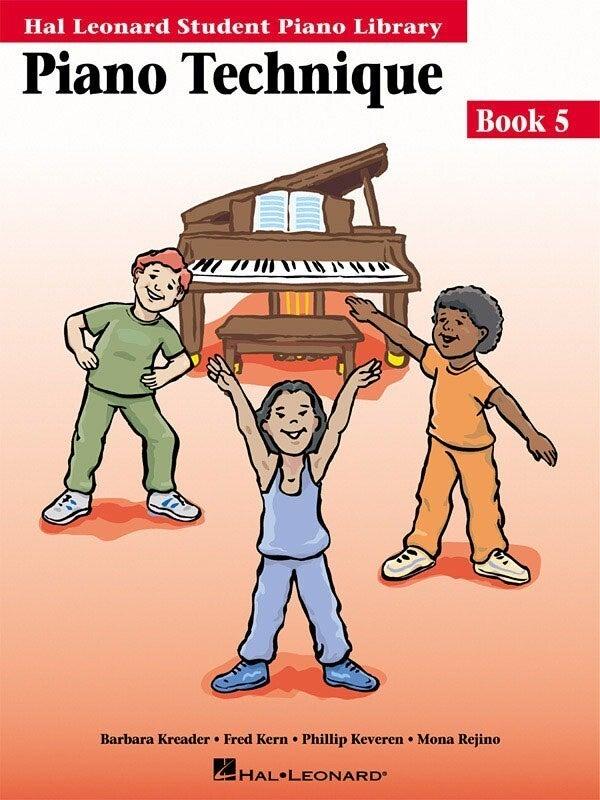 HLSPL Technique Book 5 (Softcover Book)