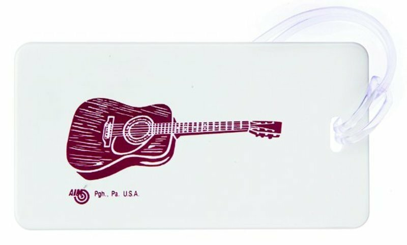 ID Tag Acoustic Guitar