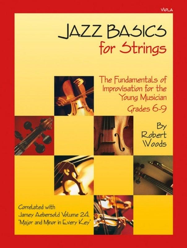 Jazz Basics For Strings Viola