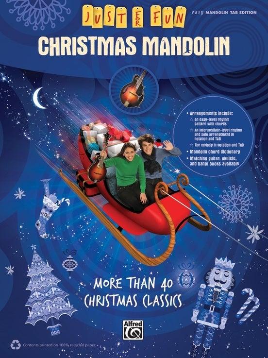 Just For Fun Christmas Mandolin